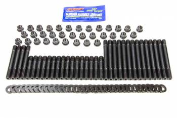 ARP - ARP Pro Series Head Stud Kit - SB Chevy - Cast Iron & Aluminum - 12 Pt. Nuts