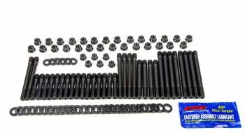ARP - ARP SB Chevy Head Stud Kit - 12-Point Head, Undercut Studs, SB Chevy w/ Brodix 18° Heads