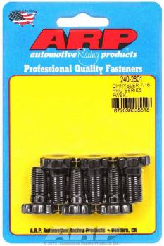 ARP - ARP Chrysler Flywheel Bolt Kit - 7/16