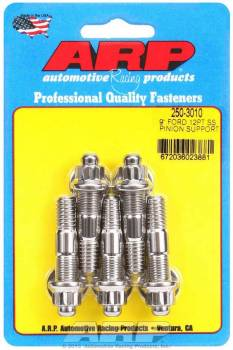 "ARP - ARP Ford 9"" Stainless Steel Pinion Support Stud Kit - 12 Point"