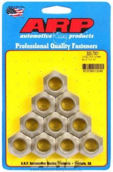 ARP - ARP NASCAR Speed Nuts Lug Nut Kit - Fine Thread 5/8-18 - (10 Pack)