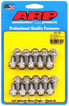 ARP - ARP Stainless Steel Oil Pan Bolt Kit