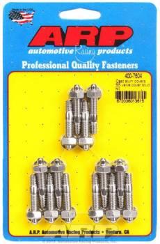"ARP - ARP Stainless Steel Valve Cover Stud Kit - Hex - Cast Aluminum Covers - 1/4""-20 Thread - Set of 14"