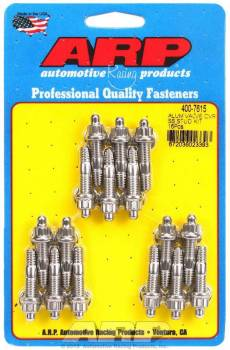 "ARP - ARP Stainless Steel Valve Cover Stud Kit - For Cast Aluminum Covers - 1/4""-20 - 1.500"" UHD - 12-Point (16 Pieces)"