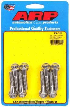 ARP - ARP Stainless Steel Intake Manifold Bolt Kit - 12-Point Head - SB Chevy Vortec
