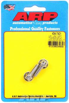 ARP - ARP Stainless Steel Thermostat Housing Bolt Kit - 12 Point LS1/LS2