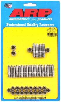 ARP - ARP SB Ford Stainless Steel Oil Pan Stud Kit - 12 Point