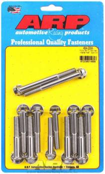 ARP - ARP Ford Stainless Steel Intake Bolt Kit - 6 Point
