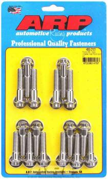 ARP - ARP Ford Stainless Steel Intake Bolt Kit - 12 Point