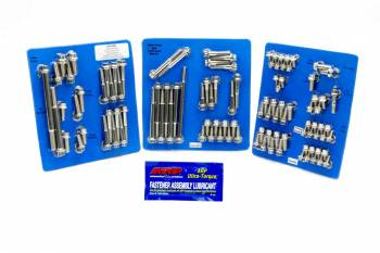 ARP - ARP Stainless Steel Complete Engine Fastener Kit - Ford 289-302 - 12 Pt