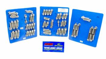 ARP - ARP BB Ford Stainless Steel Complete Engine Fastener Kit - 12 Point