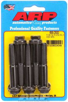 ARP - ARP Bolt Kit - 6 Point (5) 7/16-14 x 2.500