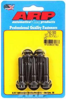 ARP - ARP Bolt Kit - 12 Point (5) 3/8-24 x 1.500