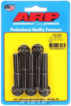ARP - ARP Bolt Kit - 12 Point (5) 3/8-24 x 2.000