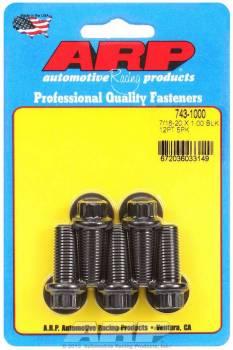 ARP - ARP Bolt Kit - 12 Point (5) 7/16-20 x 1.000