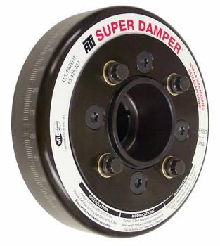 "ATI Products - ATI Super Damper® Harmonic Damper - SB Ford - 6.325"" Diameter - Steel - External Balance"