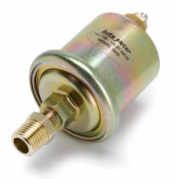Auto Meter - Auto Meter Oil Pressure Sender