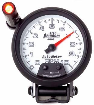 Auto Meter - Auto Meter Phantom II Tachometer - 3 3/4 in.