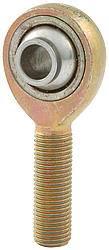 """Aurora Rod Ends - Aurora XAM Series Male High Misalignment Rod End - Male - 3/8"""" x 7/16""""-20 - LH - Teflon"""