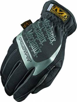 Mechanix Wear - Mechanix Wear Fast Fit Gloves - Black - Large