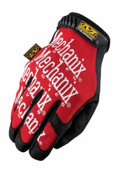 Mechanix Wear - Mechanix Wear Original Gloves - Red - Small