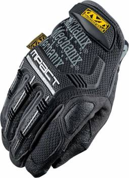 Mechanix Wear - Mechanix Wear M-Pact® Gloves - Black - Medium