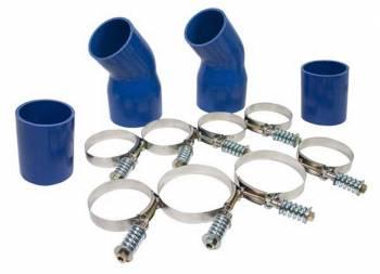 BD Diesel - BD Diesel Intercooler Hose / Clamp Kit - Withstands Over 100 PSI