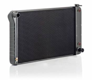 Be Cool - Be Cool Direct-Fit OE Radiator - 1968-72 GM A-Body w/ Automatic Transmission