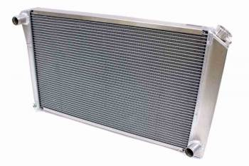 Be Cool - Be Cool Direct-Fit Crossflow Radiator w/Standard Transmission 70-81 Camaro Firebird