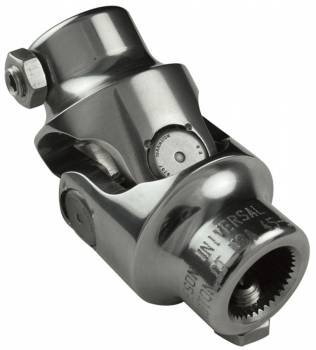 "Borgeson - Borgeson Steering U-Joint h 3/4"" DD x 3/4"" Mustang"