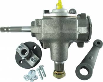 Borgeson - Borgeson Power To Manual Steering Box Conversion Kit