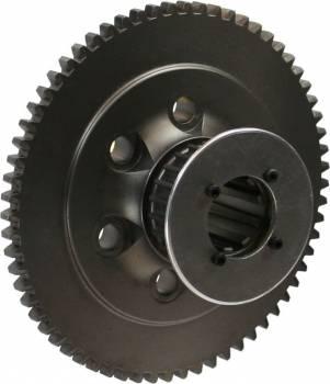 Brinn Incorporated - Brinn Chevy 86-Up Steel Flywheel - HTD 22T - Internally Balanced - (One Piece Crank Shaft Seal) - 4.43 Pounds