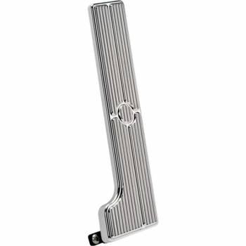 Billet Specialties - Billet Specialties 64-67 Nova Gas Pedal - Gas Pedal Pad - Aluminum - Polished - Chevy