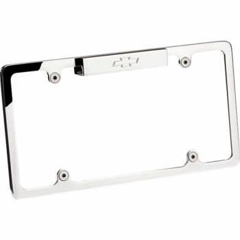 Billet Specialties - Billet Specialties Lighted Bowtie License Plate Frame
