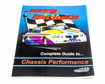 Chassis Engineering - Chassis Engineering Jerry Bickel's Chassis Book