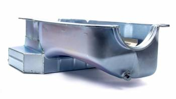"Champ Pans - Champ Pans CP302LT-RR Series Road Race Oil Pan w/ Louvered Windage Tray - 8 Quart - 7"" Deep - SB Ford 302W"