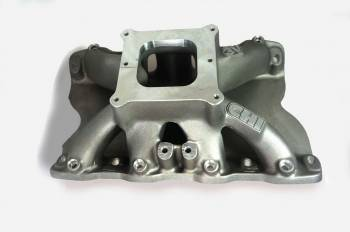 "Cylinder Head Innovations - Cylinder Head Innovations 3V Intake Manifold Dominator Flange 9.200"" Deck Height - Ford Cleveland/Modified"