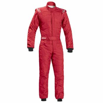 Sparco Sprint RS-2.1 Auto Racing Suit - Red