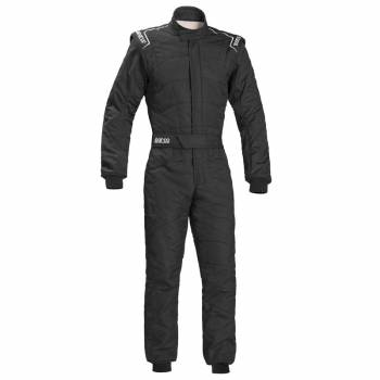 Sparco Sprint RS-2.1 Auto Racing Suit - Black