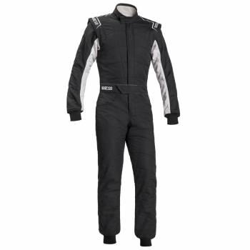 Sparco Sprint RS-2.1 Auto Racing Suit - Black/White