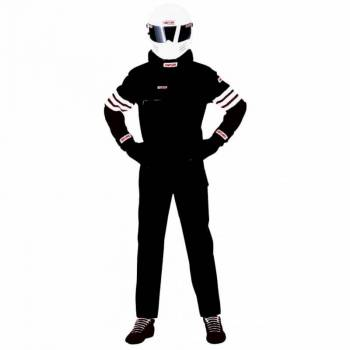Simpson Race Products - Simpson STD.19 Nomex® Driving Suit - 2 Piece - Black