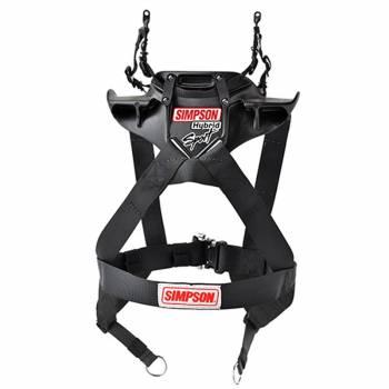 Simpson Hybrid Sport Head & Neck Restraint w/ SAS - SFI Approved