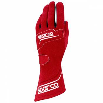 Sparco Rocket RG-4 Auto Racing Glove - Red