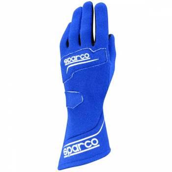 Sparco Rocket RG-4 Auto Racing Glove - Blue