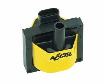 Accel - ACCEL Remote Mount Super Coil - Primary Resistance 0.2 Ohms