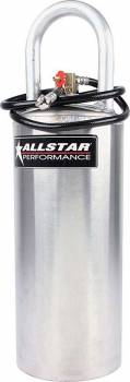 Allstar Performance - Allstar Performance 2-3/4 Gallon Vertical Aluminum Air Tank