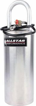 Allstar Performance - Allstar Performance 2-3/4 Gallon Vertical Aluminum Air Tank