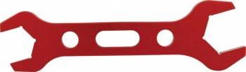 Allstar Performance - Allstar Performance Double-Ended Aluminum Hose Wrench, #12 / #16
