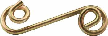 "Allstar Performance - Allstar Performance Small HeadQuick Turn FastenerSpring - .250"" Reach - (10 Pack)"