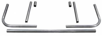 Allstar Performance - Allstar Performance Universal Rear Bumper Kit